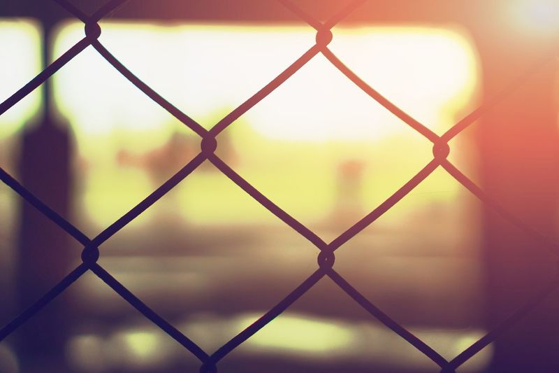 Iron bars and sunset and blur background Backgrounds Exclusion Full Frame Pattern Protection Metal Safety Security Chainlink Fence Sky Chainlink Seamless Pattern Wire Wire Mesh Crisscross Barbed Wire Grid Electrical Grid Twisted Barricade Intertwined Link Boundary Fence Diamond Shaped Geometric Shape Power Cable Hexagon Frosted Glass Razor Wire