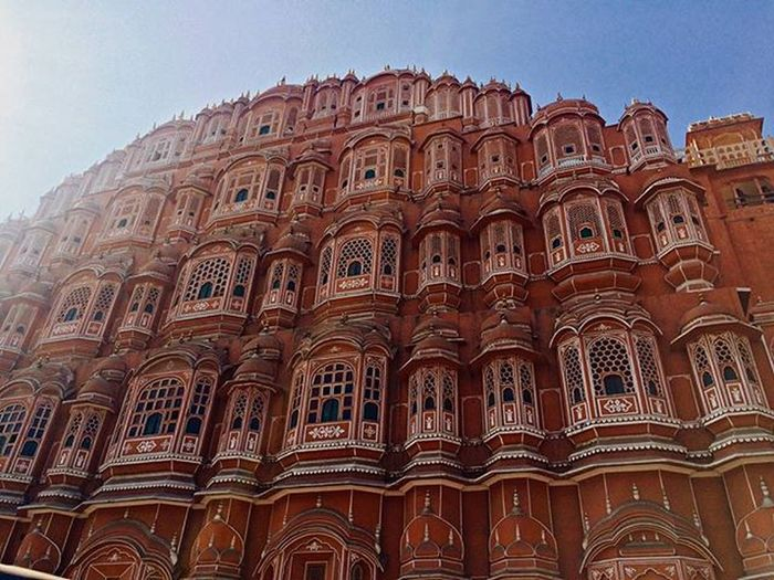 Hawa Mahal Jaipur... Beautifuljaipur Jaipur Hawamahaljaipur Hawamahal Amazing Awsome Iphonecamera Iphoneclick Iphonography Iphone5spotography Iphone5s Iphone5scamera Iphone5sclick Rajisthan India Beautifulindia Indiatravel Roadtrip Historicarchitecture Historiclplace Historicplaces Pinkcity Rangilorajasthan Rangilo_rajsthan