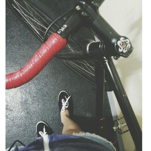 Fixie Fixedgear Piksipakyu Nightride