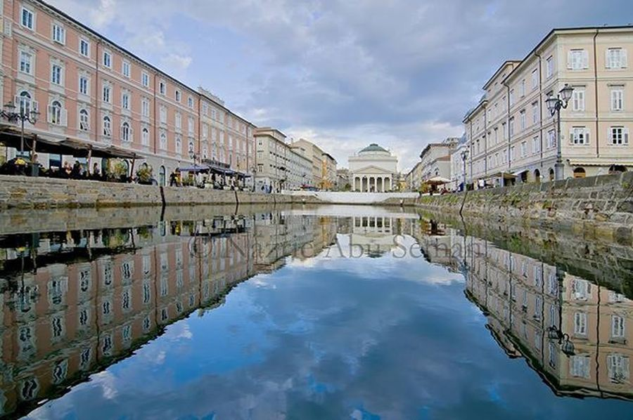 Trieste reflection | Trieste, Italy Travel Italy Trieste