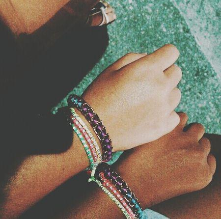 Summer Tan Skin Bracelet Friend