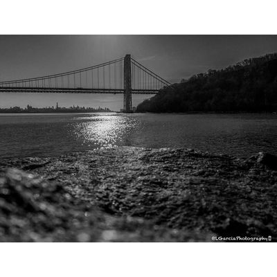 Rocks and water. LGarciaPhotography Street Photography Palisades Interstate Park Contrast Cityscapes Architecture_collection Light And Shadow EyeEm Nature Lover Nature IPhone Shadow Streetphotography IPhone Photography New Jersey Architecture_bw Monochrome George Washington Bridge Blackandwhite Photography Black And White Blackandwhite Eye Em Nature Lover Architecture EyeEmBestEdits Eyem Best Shots EyeEm Best Shots - Black + White