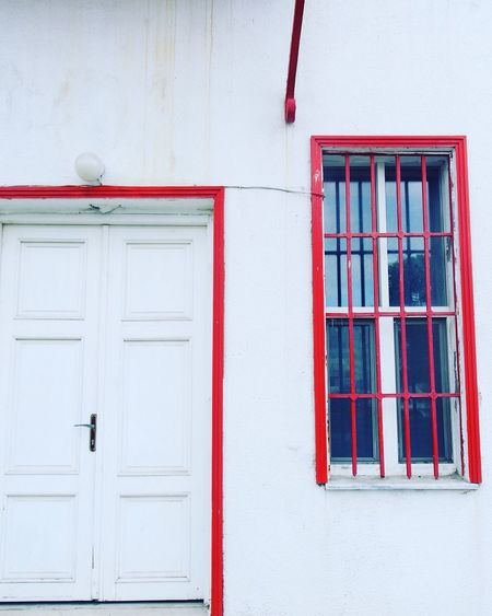 Door Window White Color Houses And Windows Red Color Amazing Architecture Springtime Life In Colors There Is Life Everywhere