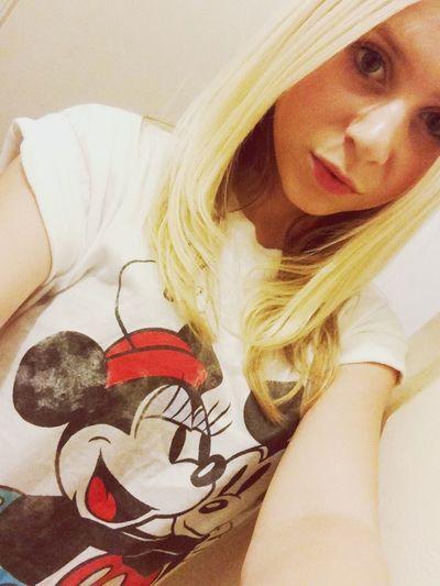 Mickey&Minnie pj's