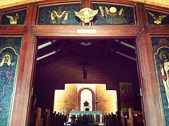 Donbosco Eyeem Philippines Chapel Church