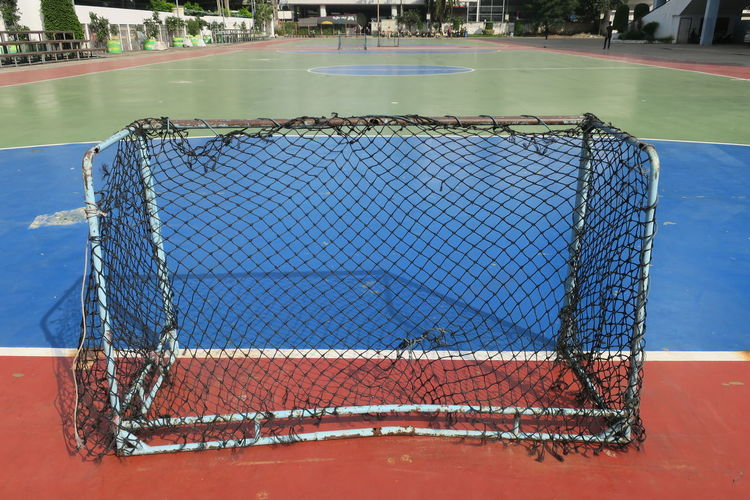 Court Day Decadent Dilapidated Footsoles Net - Sports Equipment No People Old Outdoors Sport Worn-out