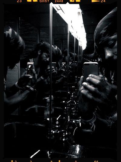 Selfportrait Mirror AMPt_community