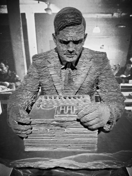 The great Allan Turing.