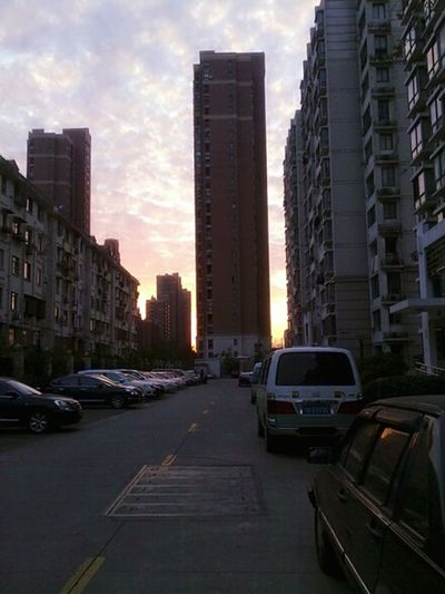 Sky Collection Enjoying Life Shanghai, China Photeoftheday EyeEm Gallery Details Of My Life Loving Life! Sky And Clouds Sky And Building