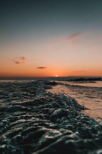 Miramar Beach Sunset Sunset_collection Beach Waves Ocean Sun EyeEm EyeEm Best Shots EyeEm Nature Lover EyeEmBestPics EyeEm Selects Eyeemphotography