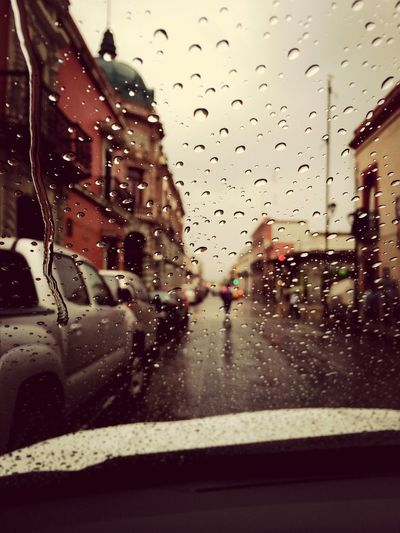 Tarde lluviosa!!