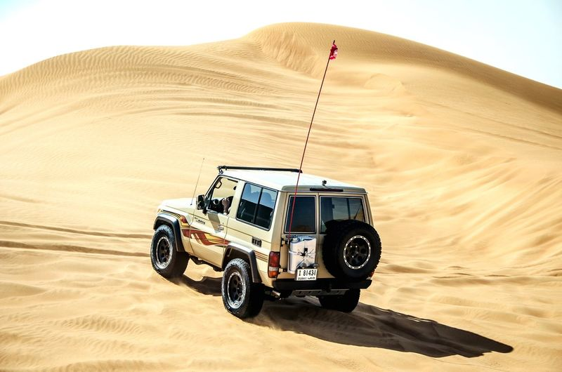 Transportation Land Mode Of Transportation Desert Land Vehicle Sand Landscape Off-road Vehicle Sand Dune Motor Vehicle