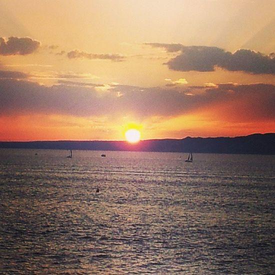 Marsiglia Sunset Sea Holidays marseille france