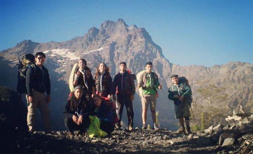 los quiero tanto ❤ Scouts Sierravelluda Rovers Trekking