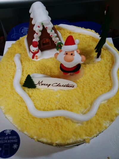 MERRY CHRISTMAS ChristmasCake Santaclaus