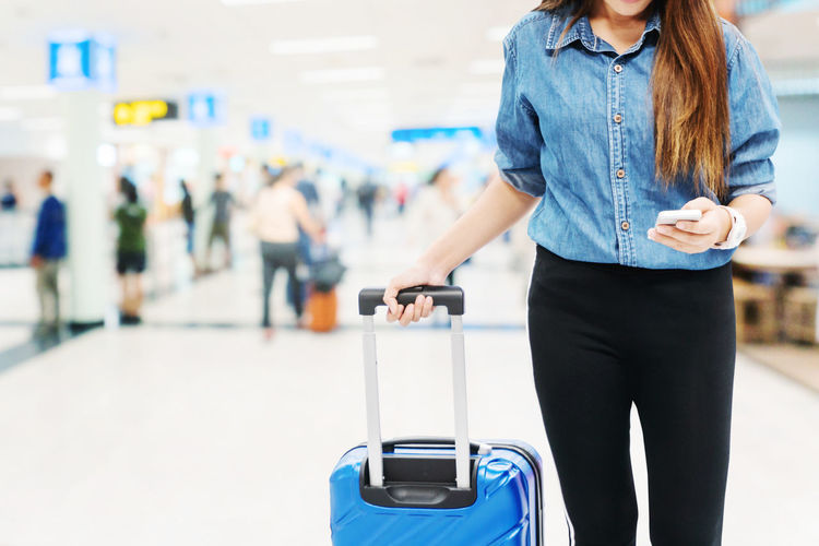Airport Airport Runway Airport Terminal Airportphotography Travel Travel Destinations Traveling Phone Smartphone Airplane Airplane Wing Trip Lifestyles Baggage Flight Transportation Transport Business Destination Handbag  Internet Luggage Luggage, Travel  Vacations Vacation Time