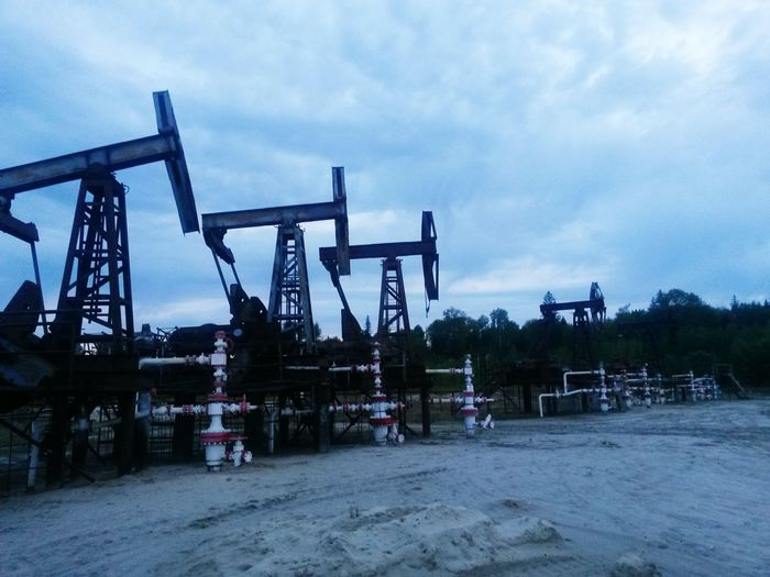 Oil and gas Oilandgass