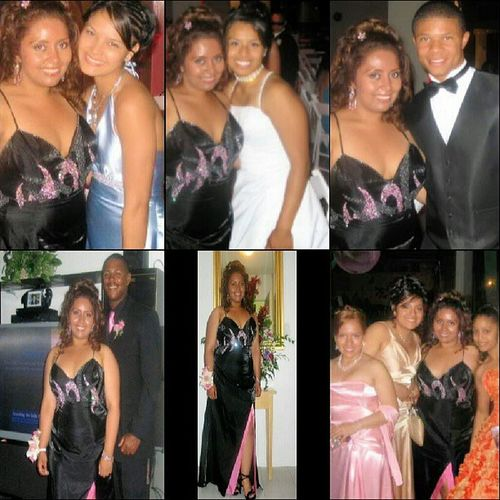 Haven't done Throwbackthursday  in a while so here is one... Highschool Prom Classof2005 TBT