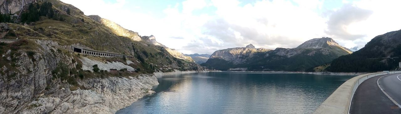 Montagne Nofilter Lac Barrage