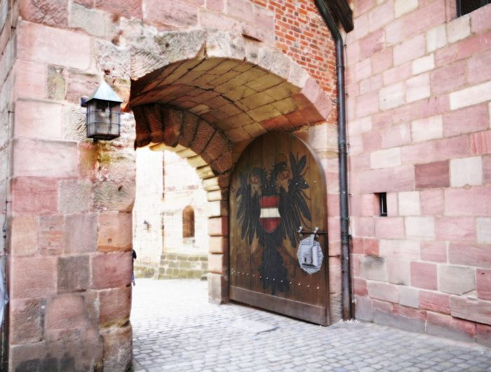 Amazing Arch Architecture Beautiful Brick Wall Building Built Structure Burg Castle Day Historic History Kaiserburg Nature No People Nürnberg Old Outdoors Steine Stone Wall Stones The Past The Way Forward Tor Walkway