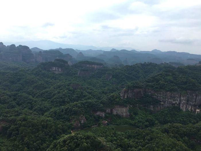 丹霞山 IPhone Photos