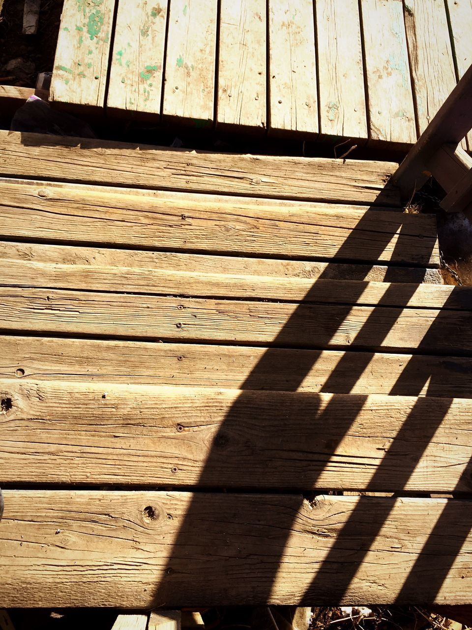 Minimalist Architecture Wood - Material Shadow Sunlight Pattern Day Outdoors Close-up No People Beauty