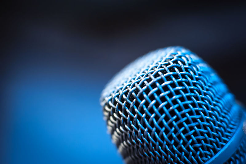 Microphone extreme close up Band Concert Detail Electric Equipment Extreme Close Up Live Macro Microphone Music Singing Studio Voice