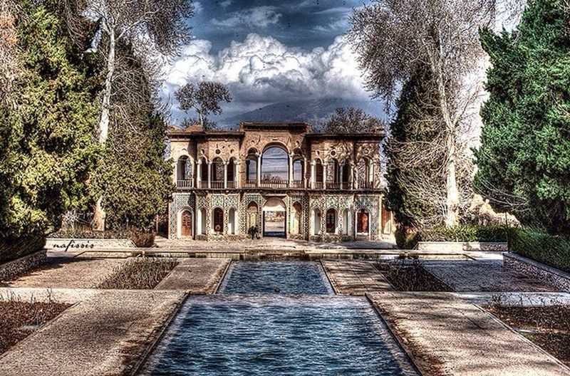 Kerman Mahan Garden King