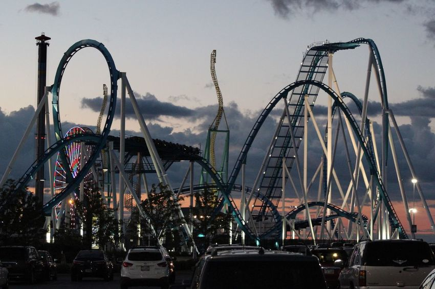 Good Bye Roller Coaster Capital Of The World Cedar Point Speed Fun