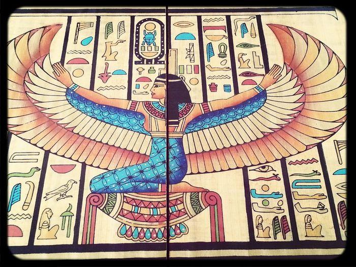 Pharaoh Backgammon Wings