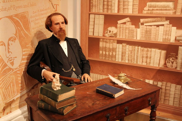 Shakespeare William Shakespeare Madame Tussauds W. Shakespears