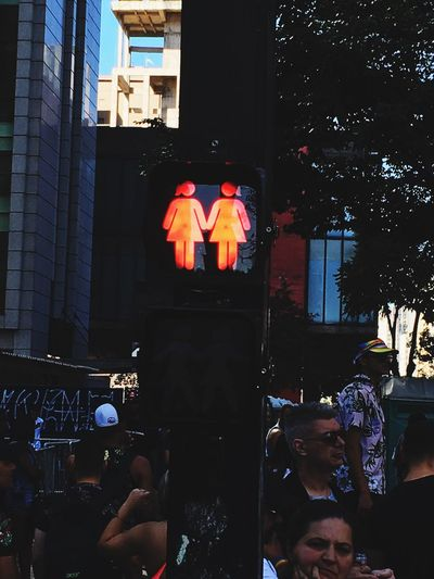 São Paulo Gay Pride Real People Men Illuminated Architecture Group Of People Built Structure The Street Photographer - 2019 EyeEm Awards Leisure Activity Lifestyles Building Exterior People Celebration Lighting Equipment Night Photography Themes Outdoors Adult Women Glass - Material City Building