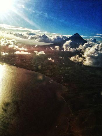 Showcase: January Mayon Volcano and the sea of clouds. Legazpi CityMayonvolcano Mayon Volcano Philippines Volcano Bicolandia It's More Fun In The Philippines Itsmorefuninthephilippines