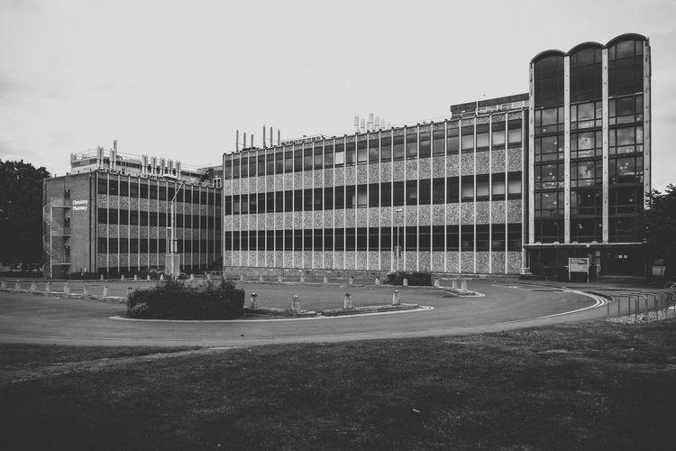 School of Chemistry, Reading University Blackandwhite Black&white Windows Architecture University Campus University