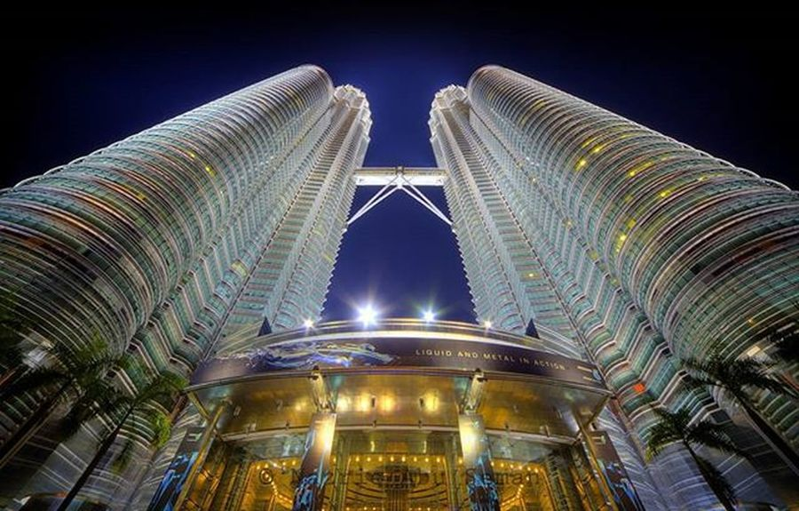 Twin Towers KLCC   Kuala Lumpur, Malaysia Malaysia Kualalumpur Klcc Petronastwintowers Travel Mycanon Canon 5dMarkⅡ