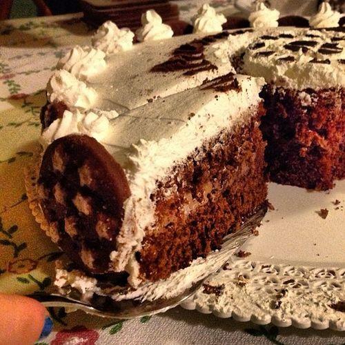 Torta Cake Pandistelle Fat quando @evamigl si mete ai fornelli...