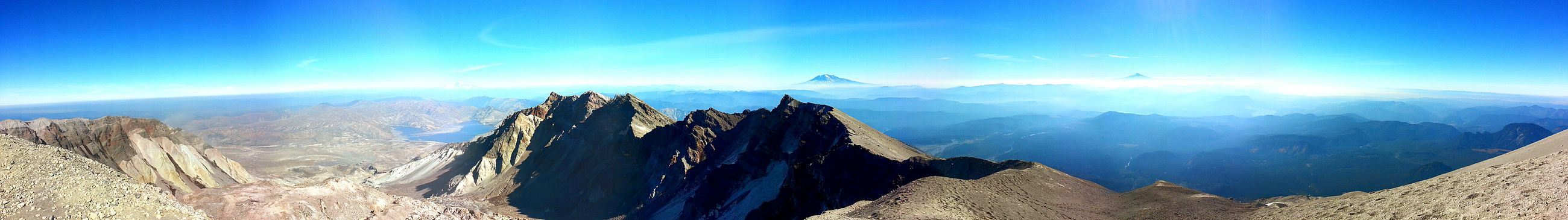 Washington Mt. St. Helens  On Top Of The World First Eyeem Photo