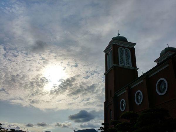 Urakami sancutary , Nagasaki, Japan EyeEm Best Shots Cloud Porn Cloud And Sky Traveling