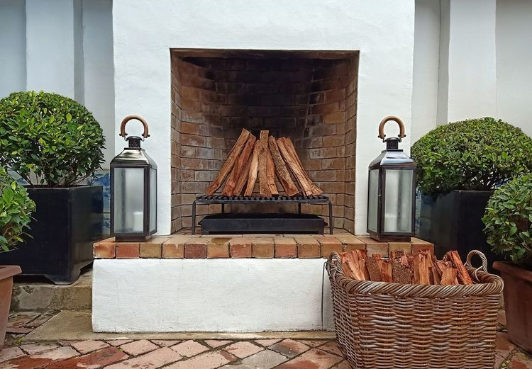 Fireplaces with