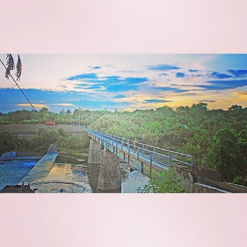 Bendungan Tukad Yeh Unda Somewhere In Bali Sunset moment just take a pict instapict vscocam eym balibagus