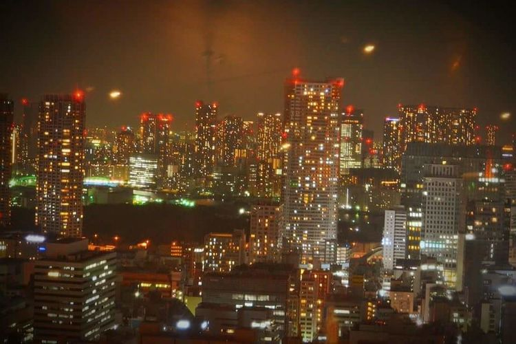Hello World Enjoying Holiday Taking Photos Maccau At Night Light And Shadow Macau View Enjoying Life