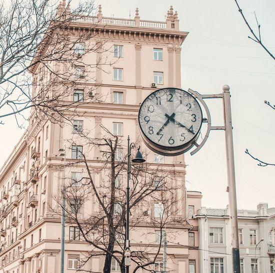 Clock Built