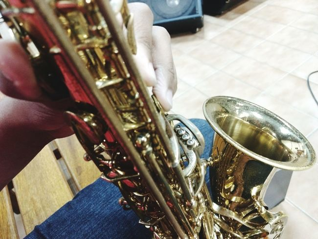 Musical Instrument Music Saxophone Wind Instrument Arts Culture And Entertainment Musician Indoors  Gold Colored Trumpet Day Close-up People Jazz Music One Person See Music Depto Of Field Bass Instrument 3XSPhotographyUnity 3XSPUnity