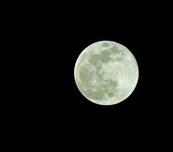 Super lune 🌔