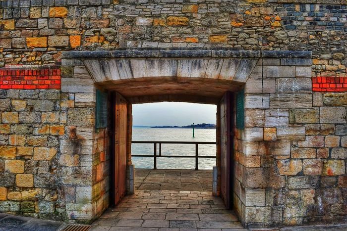 Taking Photos Check This Out Hanging Out EyeEm Best Shots Eye4photography  Gates Hdr_Collection View Sea Seaside