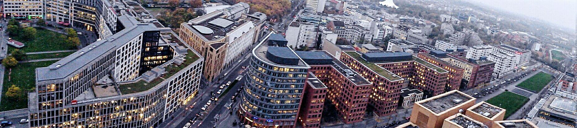 Urbanphotography Berlin Urban Landscape