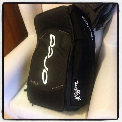 TRIATHLON Orca Transitionbag ???