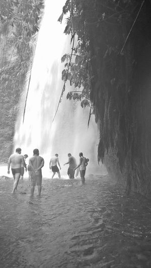 Misty Bathers Beauty In Nature Cascade Crystal Clear Waters Day Enjoyment Freshwater Fun Group Group Of People Leisure Activity Lifestyles Men Nature Outdoors Real People Sea Shirtless Swimming Swimwear Water Waterfalls Waterfront EyeEmNewHere