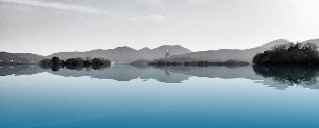 underwater ink photographs Ink Underwater Painting Drawing Art Lake Blackandwhite On The Move Colors Mountains the west lake