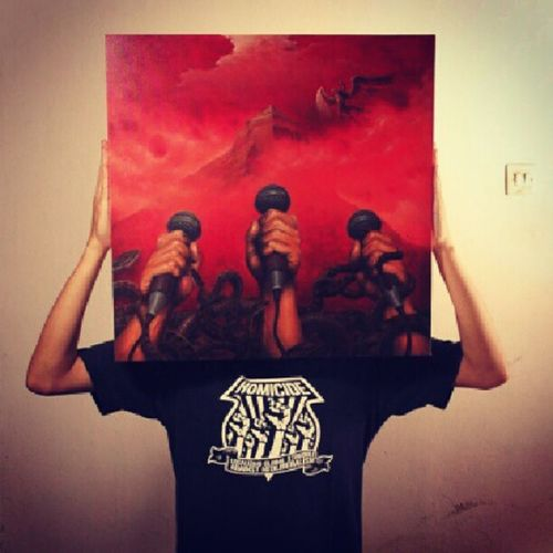 Homicidebandung Ucok Morguevanguard Music hiphop next album!!
